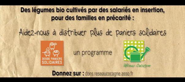 Paniers solidaires